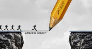 Principle led execution: the critical few for business agility